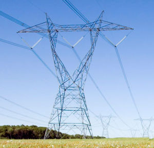 Power Transmission Line Steel Angle Tower pictures & photos