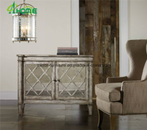 French Style Living Room Fancy/Elegant Mirrored Chest of Drawers pictures & photos