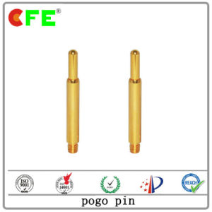 Spring Loaded Contact Pogo Pin for Crimping Iron pictures & photos