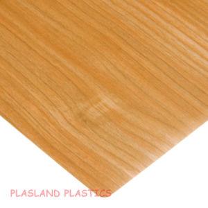 Vinyl Wood / PVC Wood Sheet pictures & photos