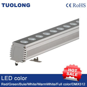 16*6W High Quality Strong Lighting 100W LED Wall Washer pictures & photos