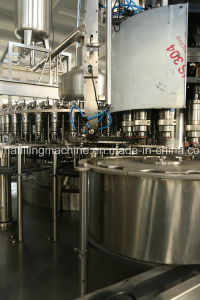 Automatic Juice Bottle Filling Equipment Line with PLC Control pictures & photos