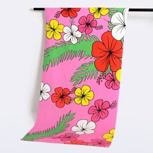 Microfiber Beach Towel with Reactive Printing, Cotton Beach Towel pictures & photos
