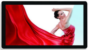 46′′windows Wall Mount LCD Media Player with Touch pictures & photos