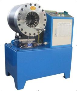 Dx68 Hose Crimping Machine for High Pressure Hose and Fittings pictures & photos