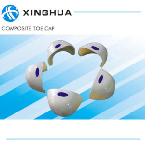 Safety Shoes Composite Toe Cap for Protecting Toe pictures & photos