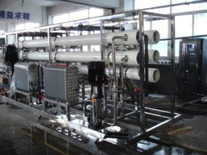 RO Ultrapure Water System EDI Filtration Systems pictures & photos