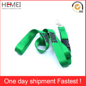 Sublimation Lanyard with Custom Logo pictures & photos
