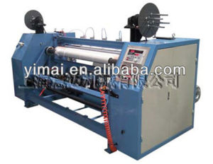 Ym07 New Design Slitting Machine for Textile/Non-Woven/Film/Paper pictures & photos