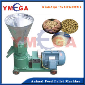 High Quality Continuous Stable Working Poultry Feed Machine Price pictures & photos