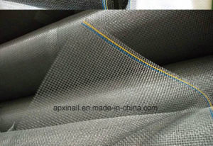 Window Screen 14*16 Grey Fiberglass Mesh (FM020) pictures & photos