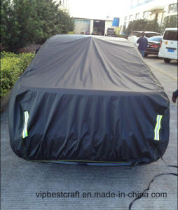 100% Waterproof Double Layer Polyster+Cottom Car Cover pictures & photos