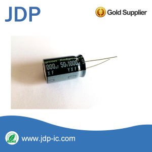 Electronic Capacitor 1000UF 50V New and Original High Quality pictures & photos