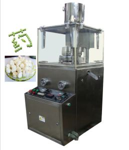 Zpw17D Rotary Tablet Press Machine for Milk, Mint Candy, Pill, Mothball and Tablet Making Machine Tablet Compressional Machine/ pictures & photos