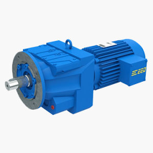 Flange Mounted Helical Geared Motor pictures & photos