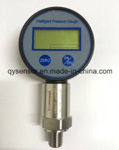9V Battery Supply Pressure Guage Indicator pictures & photos