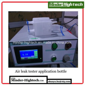 Air Leak Testing Machine for Plastic Bottle pictures & photos