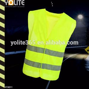 Professionals Custom Cheap Reflective Safety Vest pictures & photos