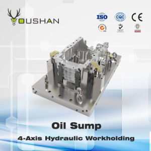 Oil Sump 4-Axis Hydraulic Fixture