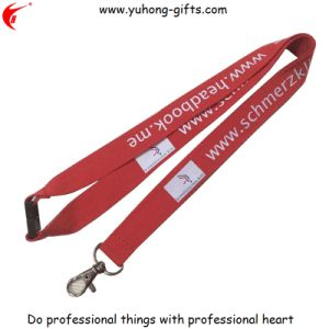 Full Colors Heat Transfer Printed Lanyards for Sale (YH-L1262) pictures & photos