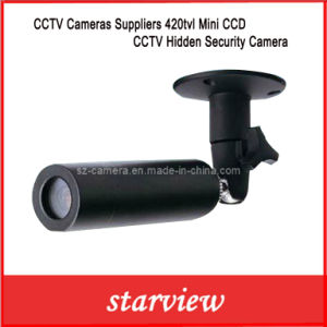 CCTV Cameras Suppliers 420tvl Mini CCD CCTV Hidden Security Camera pictures & photos