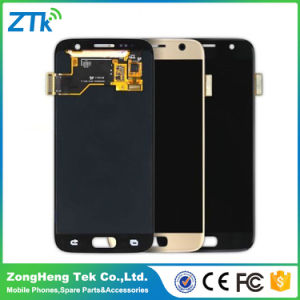 Original Quality Phone LCD Display for Samsung Galaxy S7 Screen pictures & photos