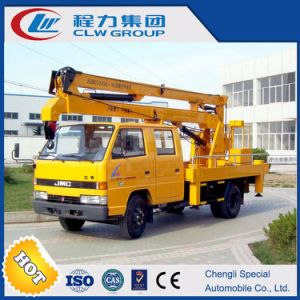 14m Jmc Euro 5 Aerial Work Platform Truck for Sale pictures & photos