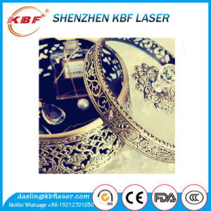 YAG High Precision Laser Spot Welding Machine for Tweezers pictures & photos