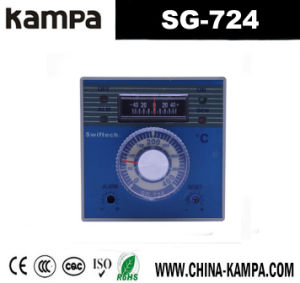 Sg-724 109*72*72 (mm) Microcomputer Intelligent Temperature Controller Regulator pictures & photos