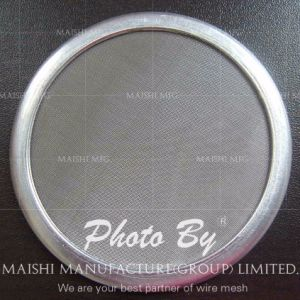 Stainless Steel Mesh Filter Discs pictures & photos