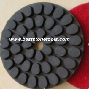 Water-Drop Floor Diamond Polishing Pad