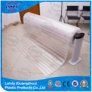 Transparent Swimming Pool Slats Cover pictures & photos