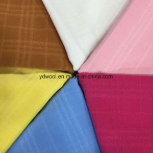 Jacquard Check Wool Fabric Ready Greige Fabric pictures & photos
