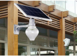 All in One Solar Apple Garden Light with Motion Sensor pictures & photos