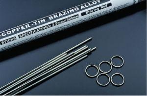 Phos-Copper-Tin Brazing Alloys/Aluminum Base Brazing Alloys/Brazing Wire and Brazing Ring pictures & photos