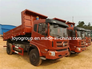 Sinotruk Cdw Dump Truck 4X2 Tipper with 190HP Disel Engine pictures & photos