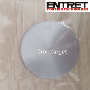 Iron Planar Sputtering Target for Sale pictures & photos