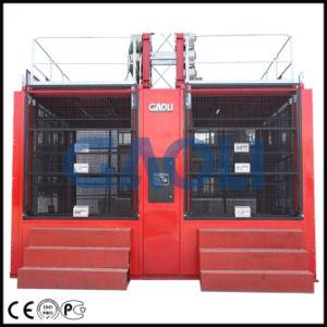 Gaoli 2 Ton Construction Building Lift Hoist pictures & photos