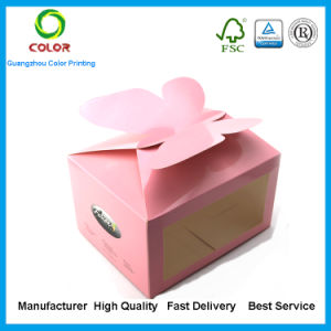 Wholesales Cute Paper Cheese Cake Box