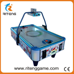 2 Person Air Hockey Table Game Machine pictures & photos