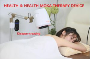Multifunctional Home Use Medical Warm Therapy Moxibustion Machine for Beauty with 5 Modes pictures & photos
