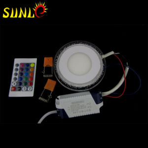 RGB LED Panel Dimmable LED Ceiling Panel Lights (SL-BL032) pictures & photos