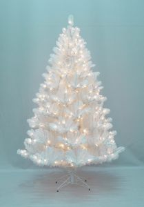 Christmas Tree with LED Lights pictures & photos