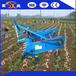 High Quality 50HP Tractor Mounted Mini Potato Harvester/Cultivator/Machinery pictures & photos