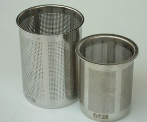 Industrial Professior Filter Parts/Filter Vat pictures & photos