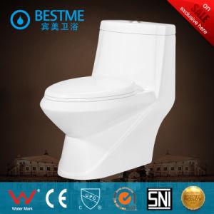 Color Toilet Bowl Bathroom Set Bc-1002A) pictures & photos