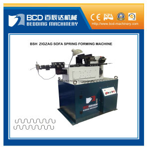 Bsh Zigzag Spring Foaming Machine pictures & photos