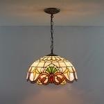 Tiffany Chandelier Lamp (16S6-1P11)