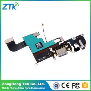 OEM Quality Charging Port Flex Cable for iPhone 6 pictures & photos