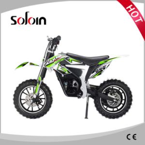 Mini 500W 36V Lithium Battery Electric Dirt Bike for Kids (SZE500B-2) pictures & photos